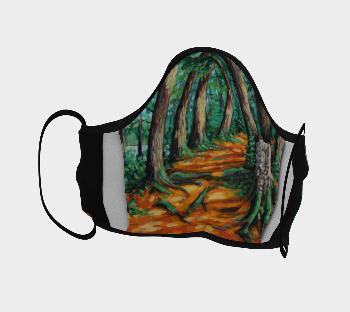 Trail Side Mask preview #4