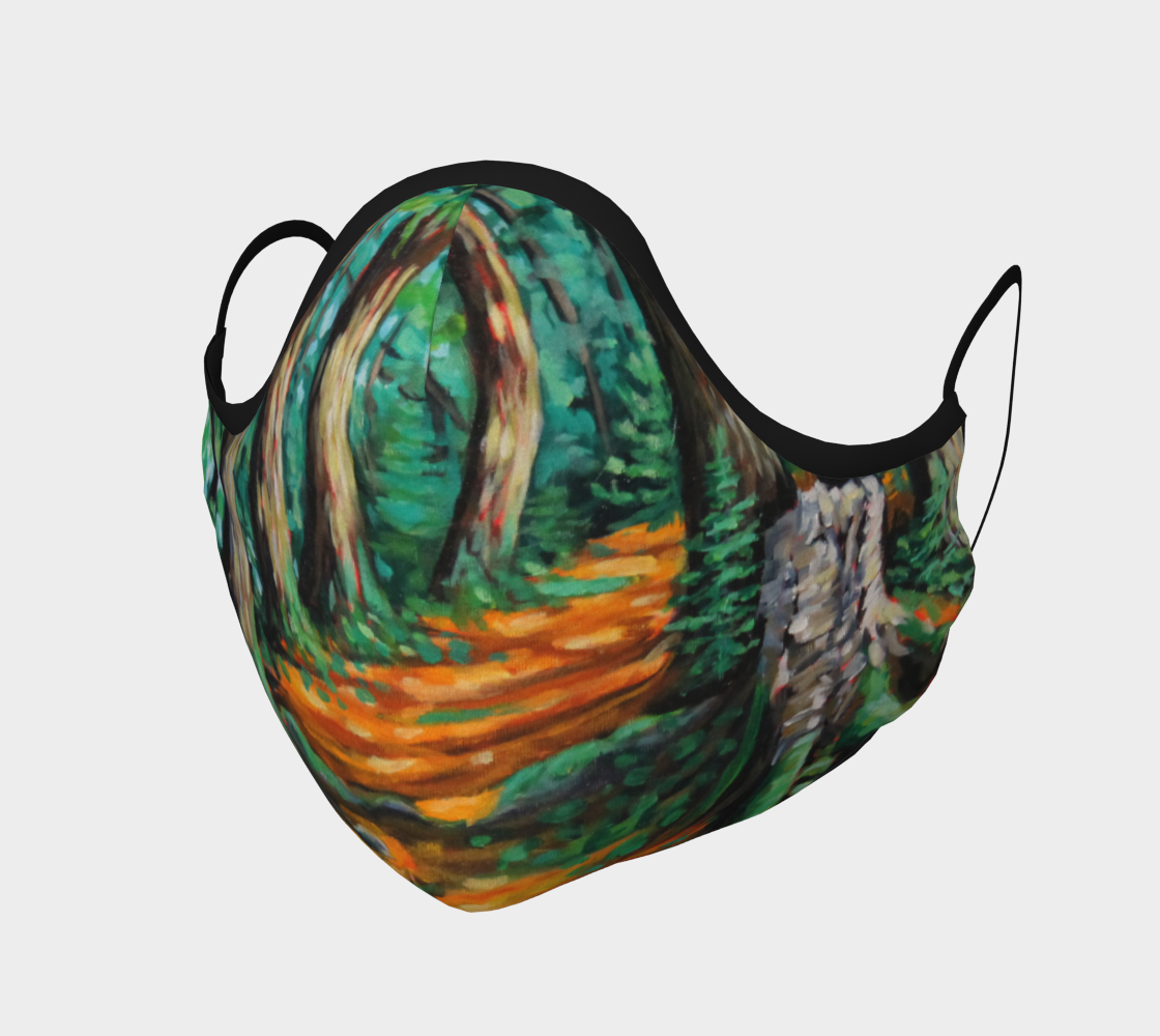 Trail Side Mask preview #1