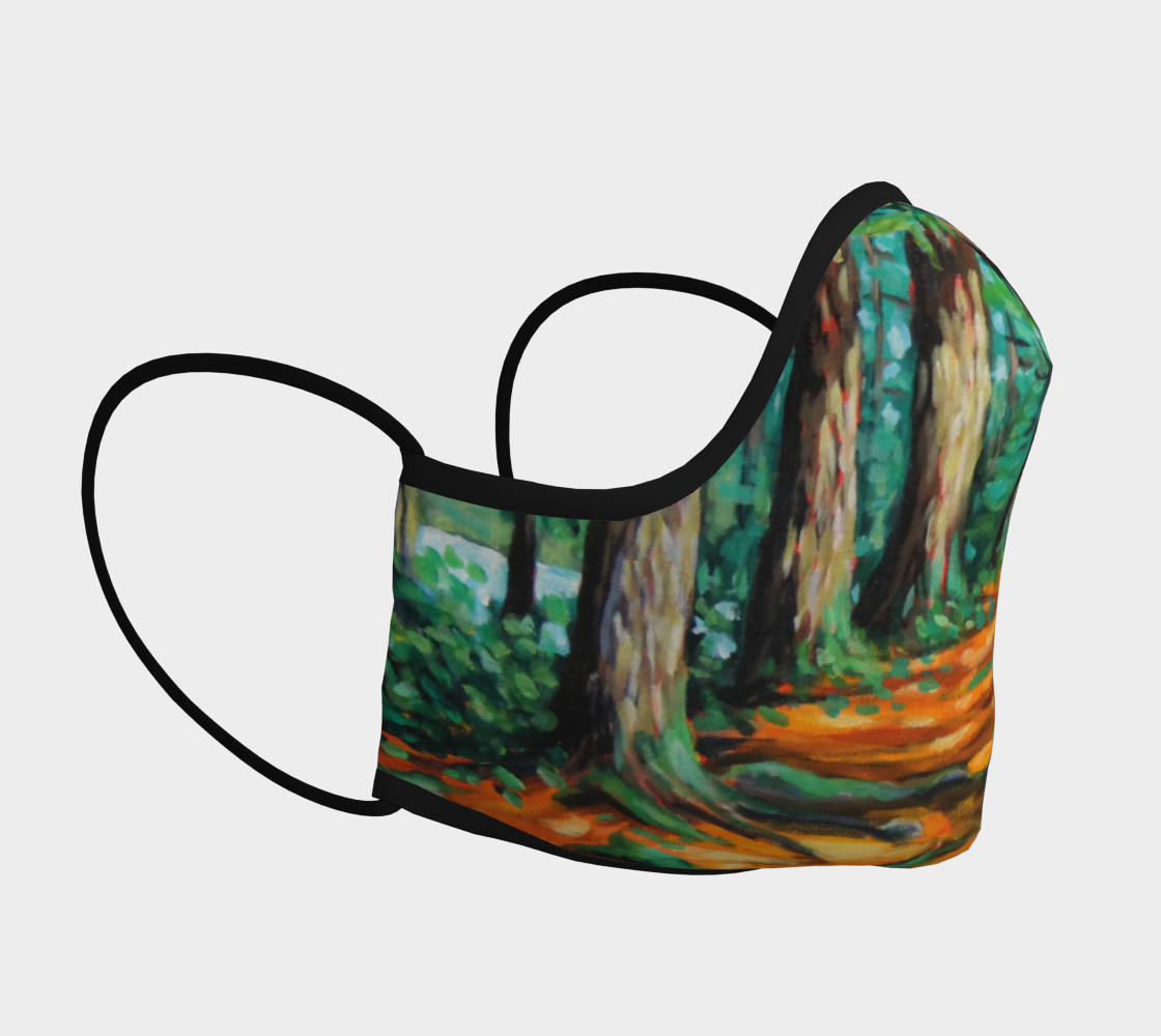 Trail Side Mask preview #3