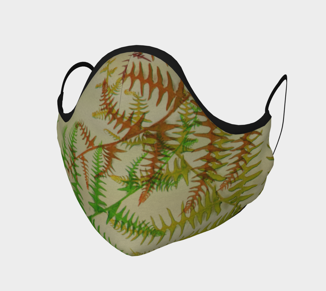 Fall Fern Mask preview