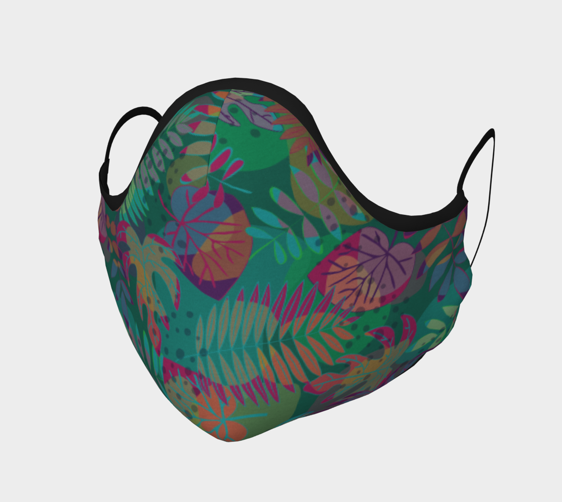 Summer Leaves 2020 Mask preview