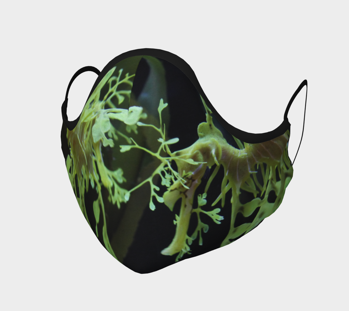 Sea Dragon Face Mask preview