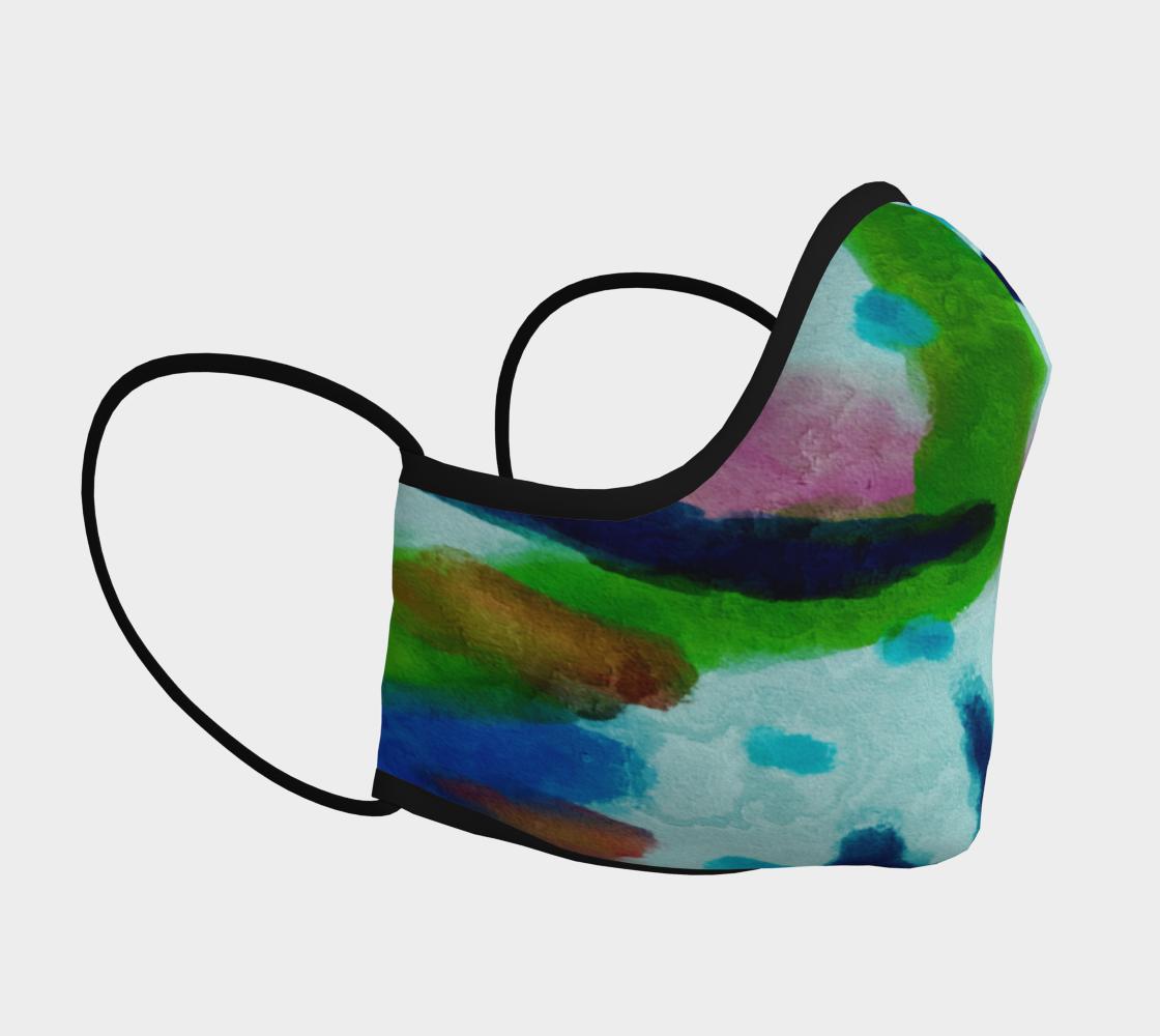 Aperçu de Original Abstract Art Face Mask #3