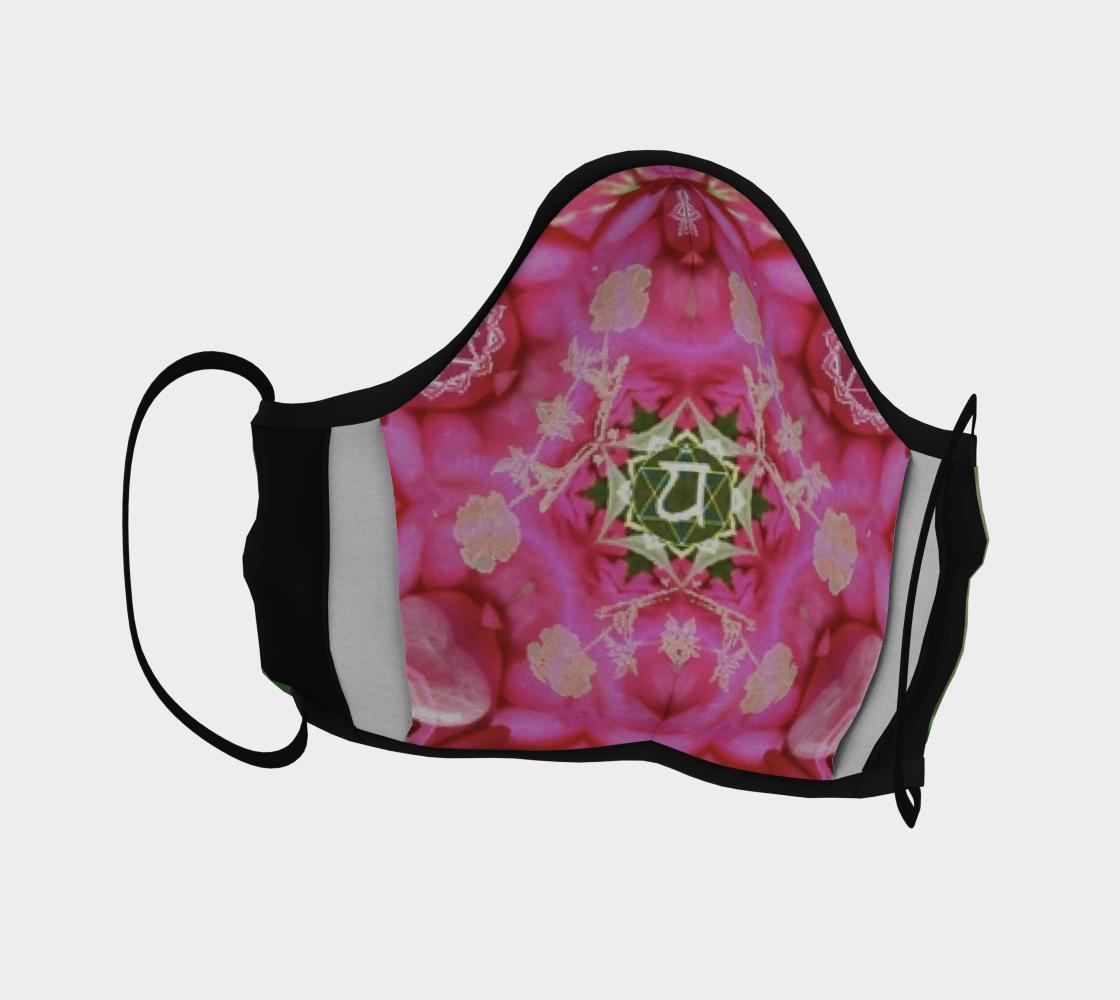 Anahata Heart Chakra Mask preview #4