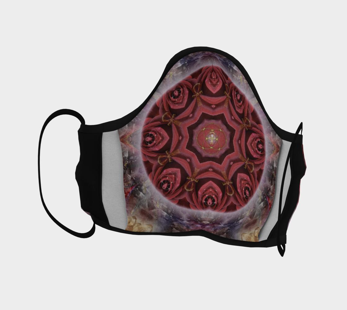 Passion Mandala Mask preview #4
