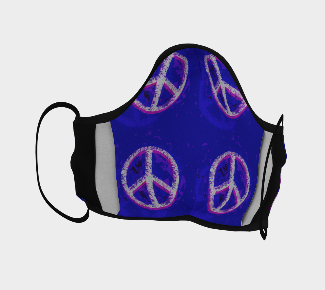 Peace Signs Hippy Art preview #4