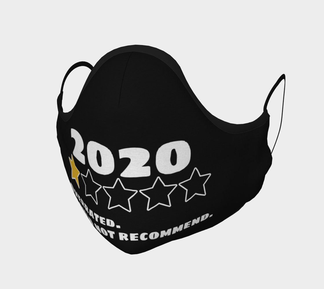 Ricaso -2020 Overrated Would Not Recommend One Star preview