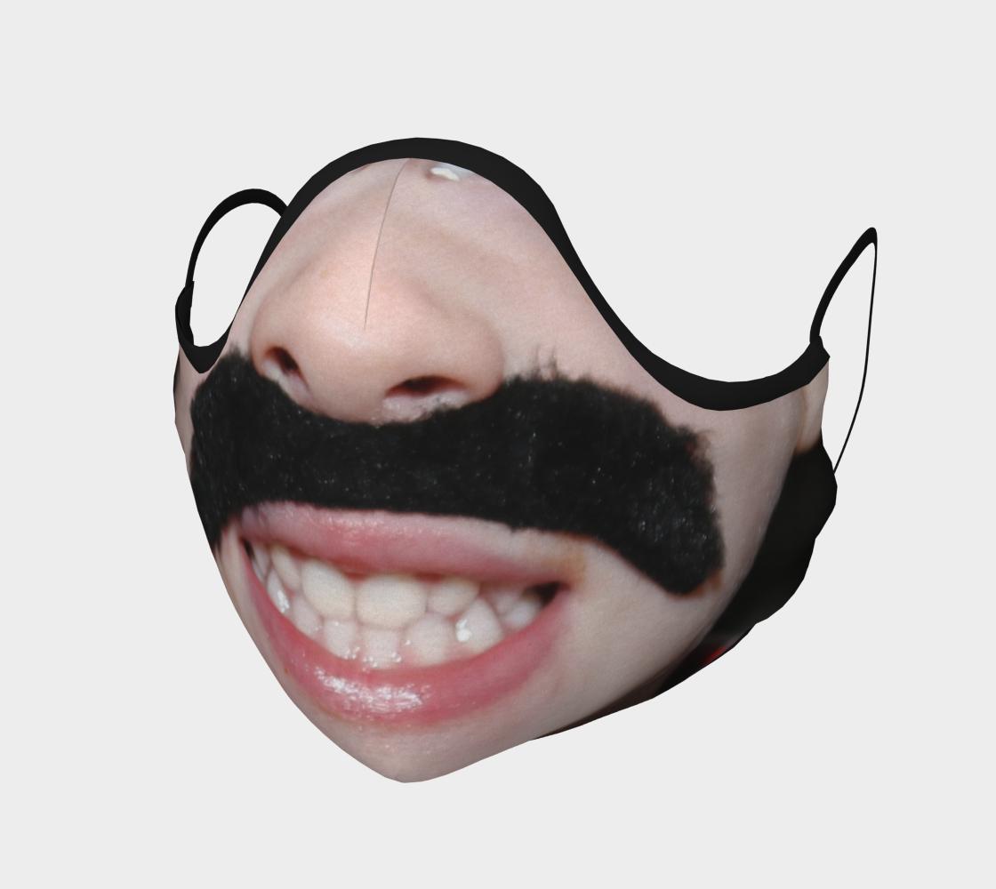 Moustachio 3 preview