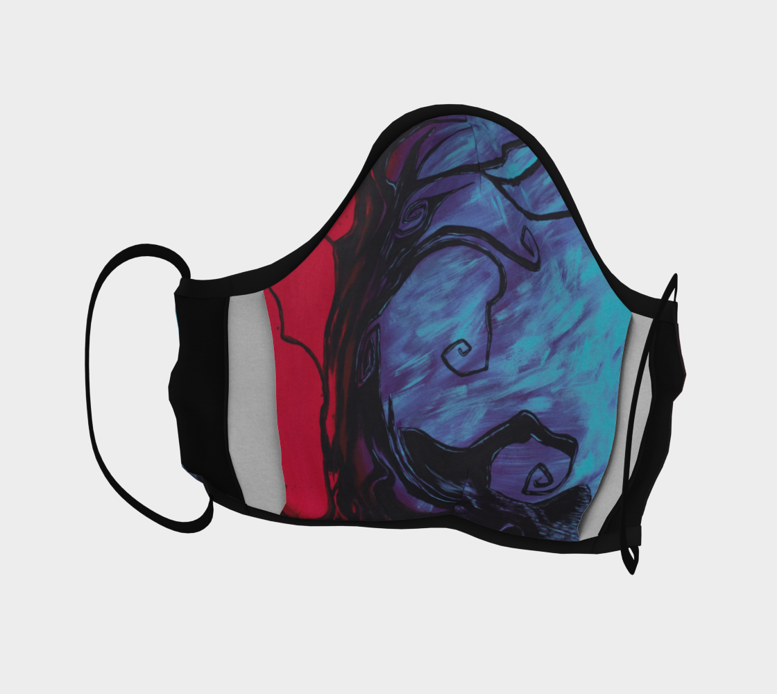 Mystic Night Mask preview #4