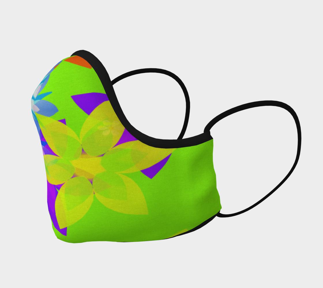 Retro Flower Power Design preview #2