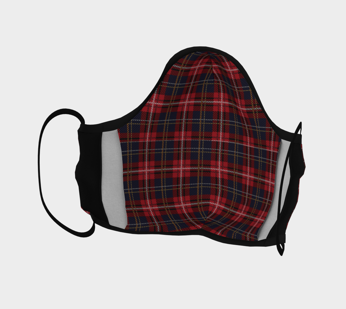 Scottish Red Tartan preview #4