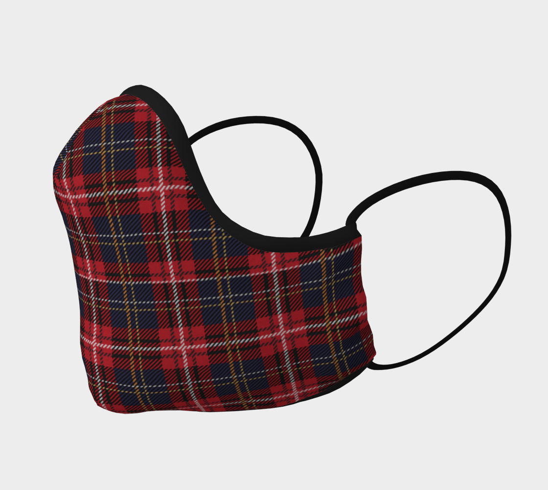 Scottish Red Tartan preview #2