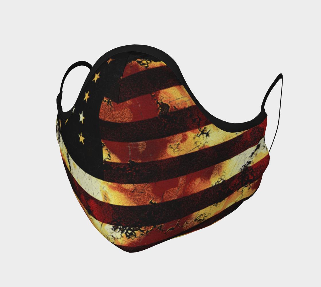 Patriotic US Civil War Union Flag preview