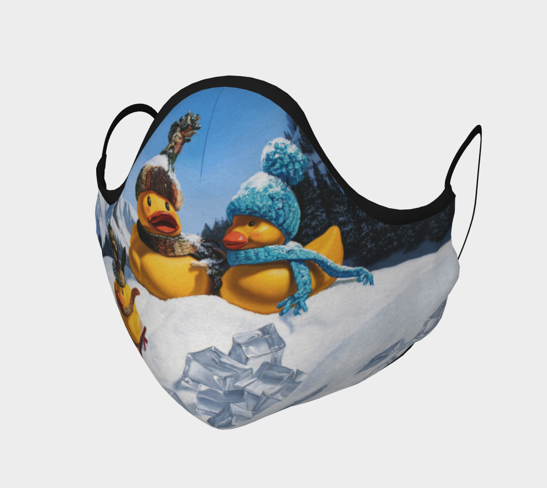 Cold Duck Mask preview #1