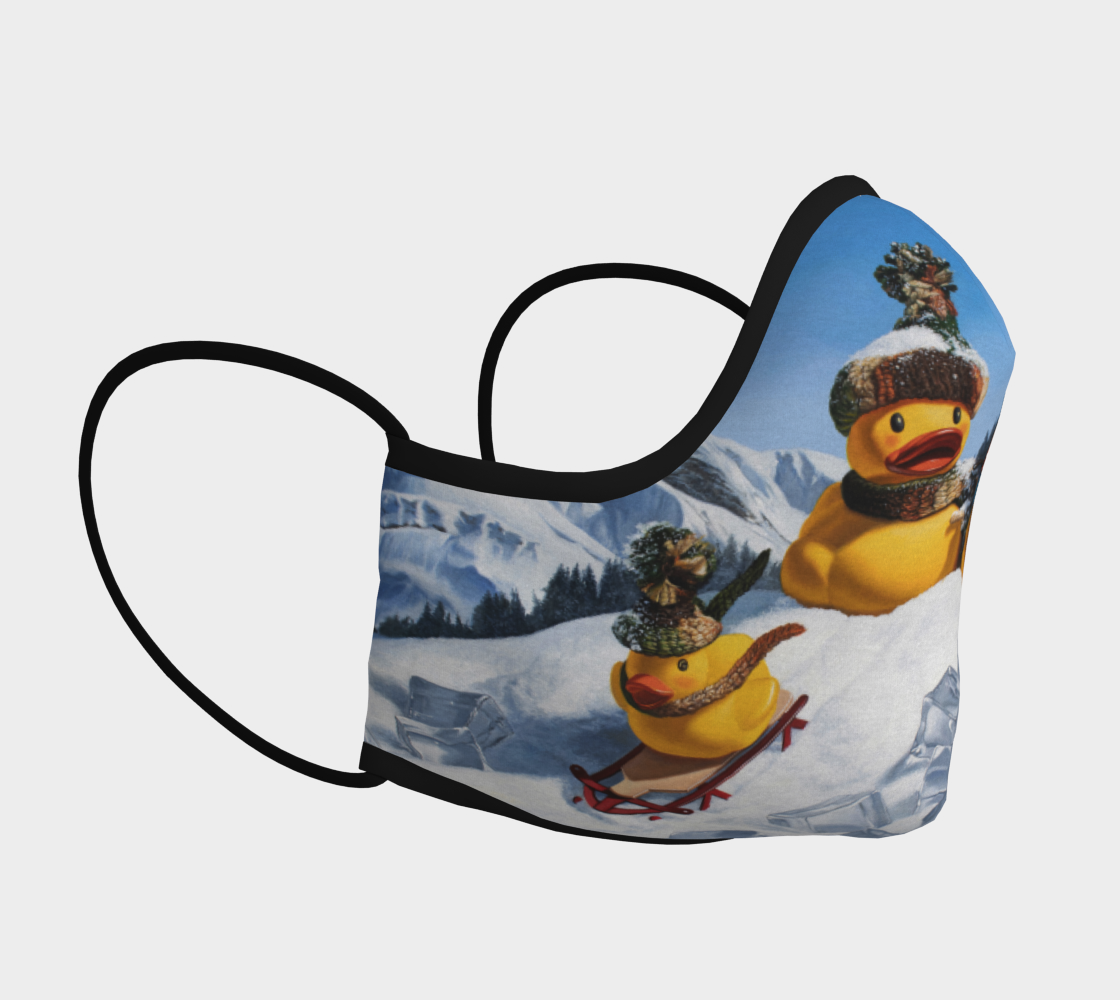 Cold Duck Mask preview #3