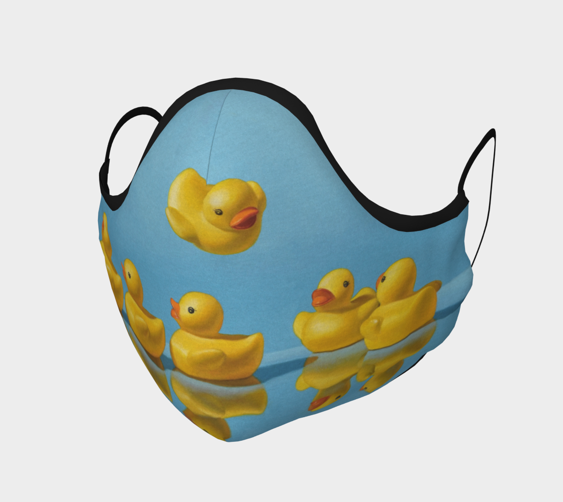 Getting Your Ducks in a Row Mask preview #1