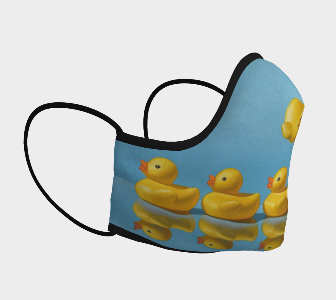 Getting Your Ducks in a Row Mask preview #3