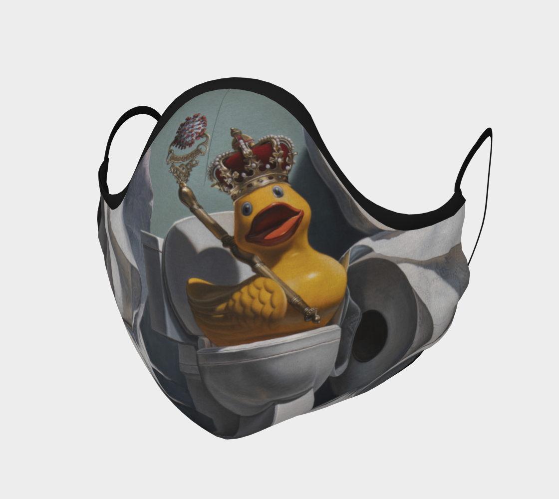 What the Duck Mask preview #1