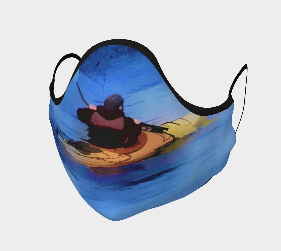 Calm Waters - Kayaker preview