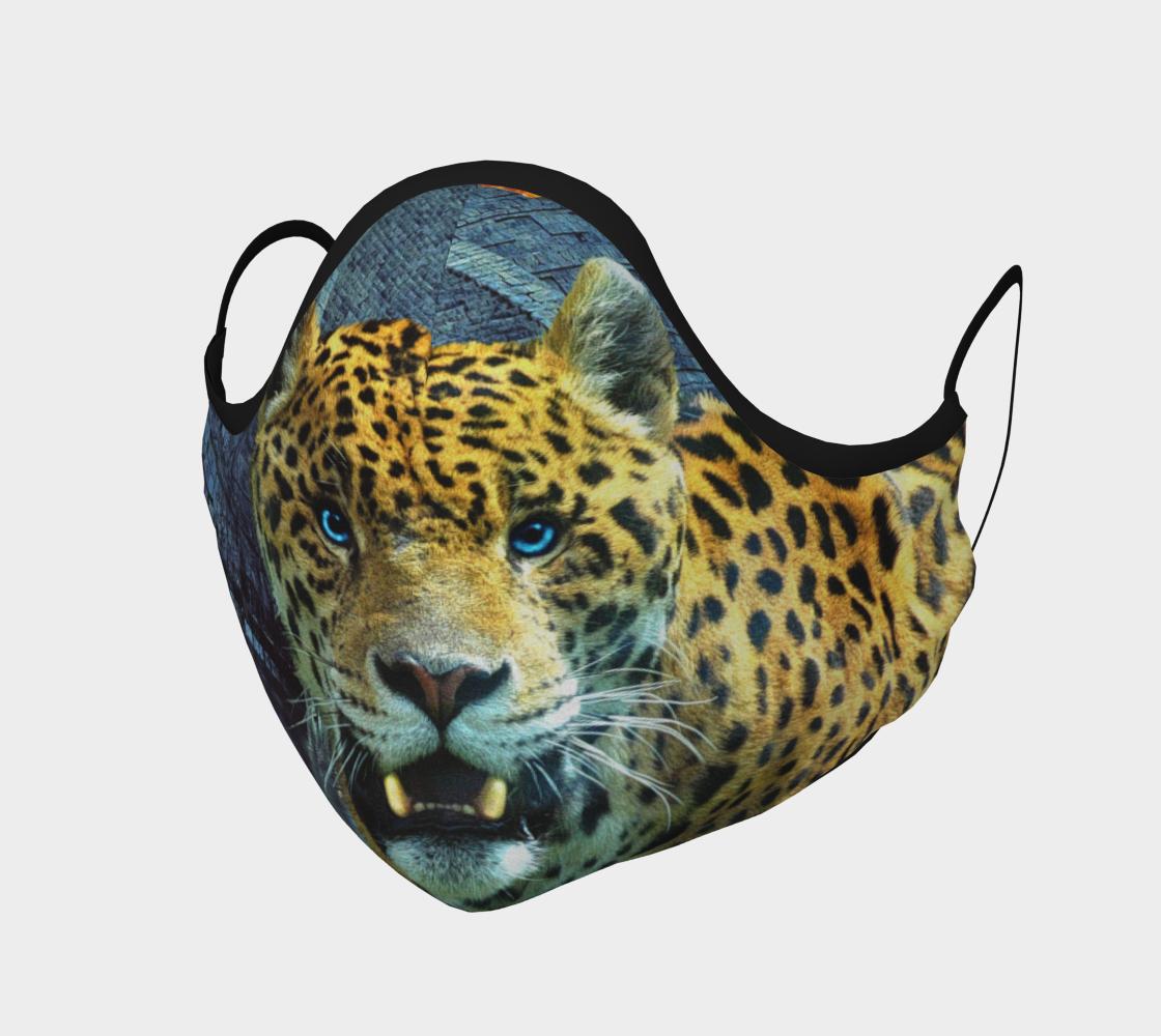 Temple Guardian - South American Jaguar  preview