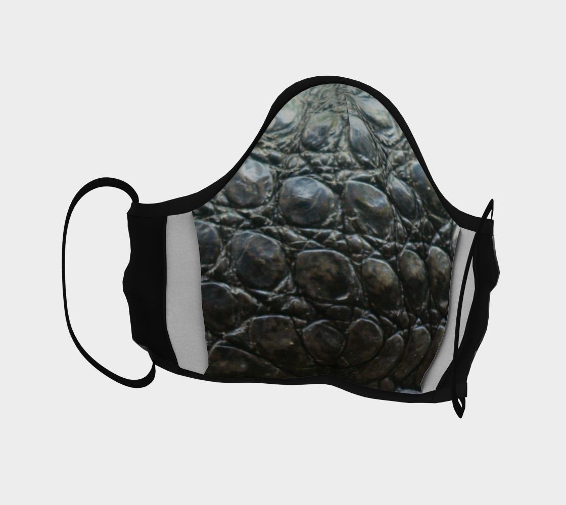 Cayman Crocodile Skin Design preview #4