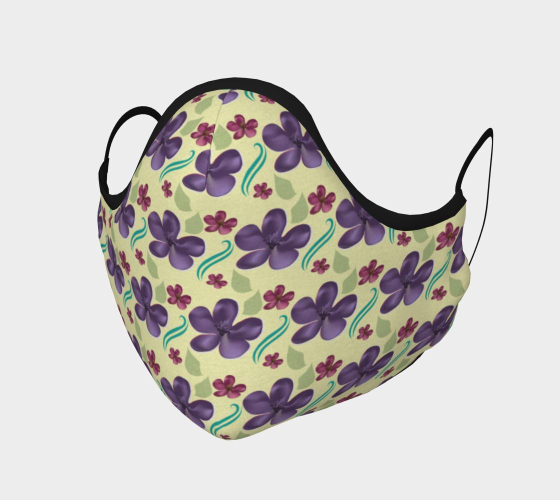 Aperçu de Summer Flowers Mask