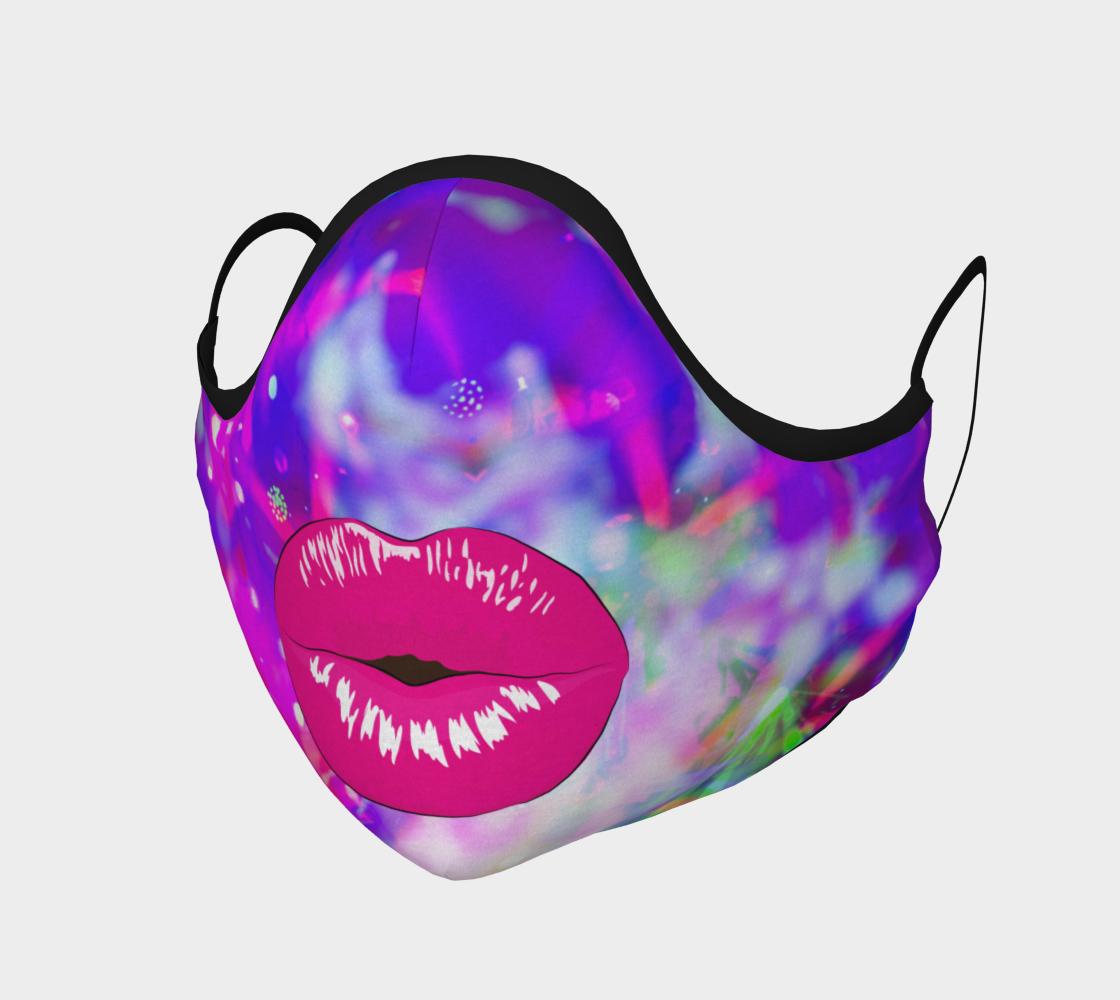 Aperçu de Candy Kisses Face Cover