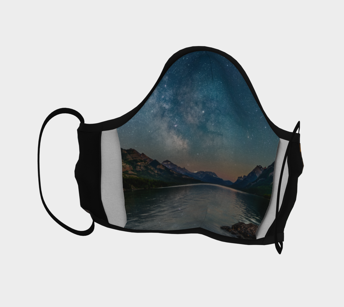 Waterton Lakes Milky Way by Lisa Kinnear preview #4