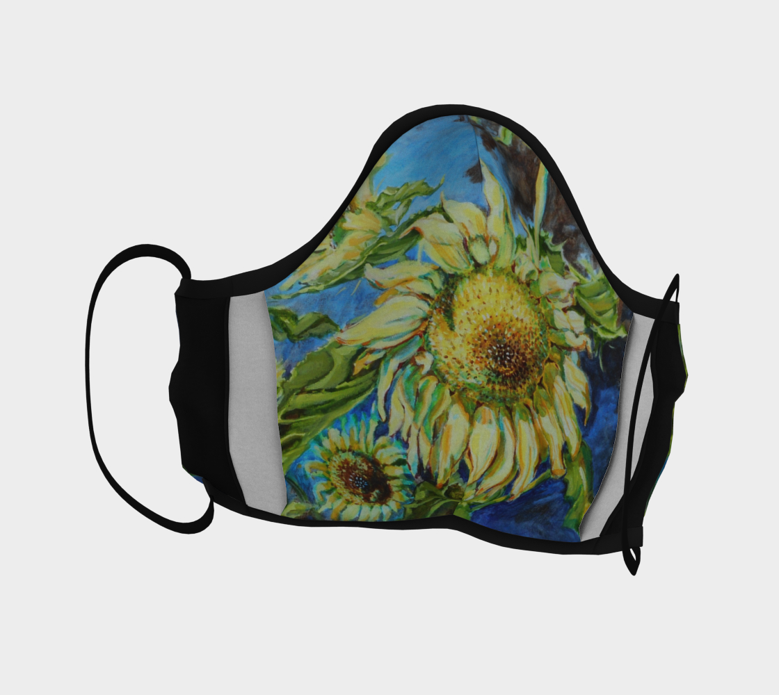 Sunflowers by Judy Trafford preview #4