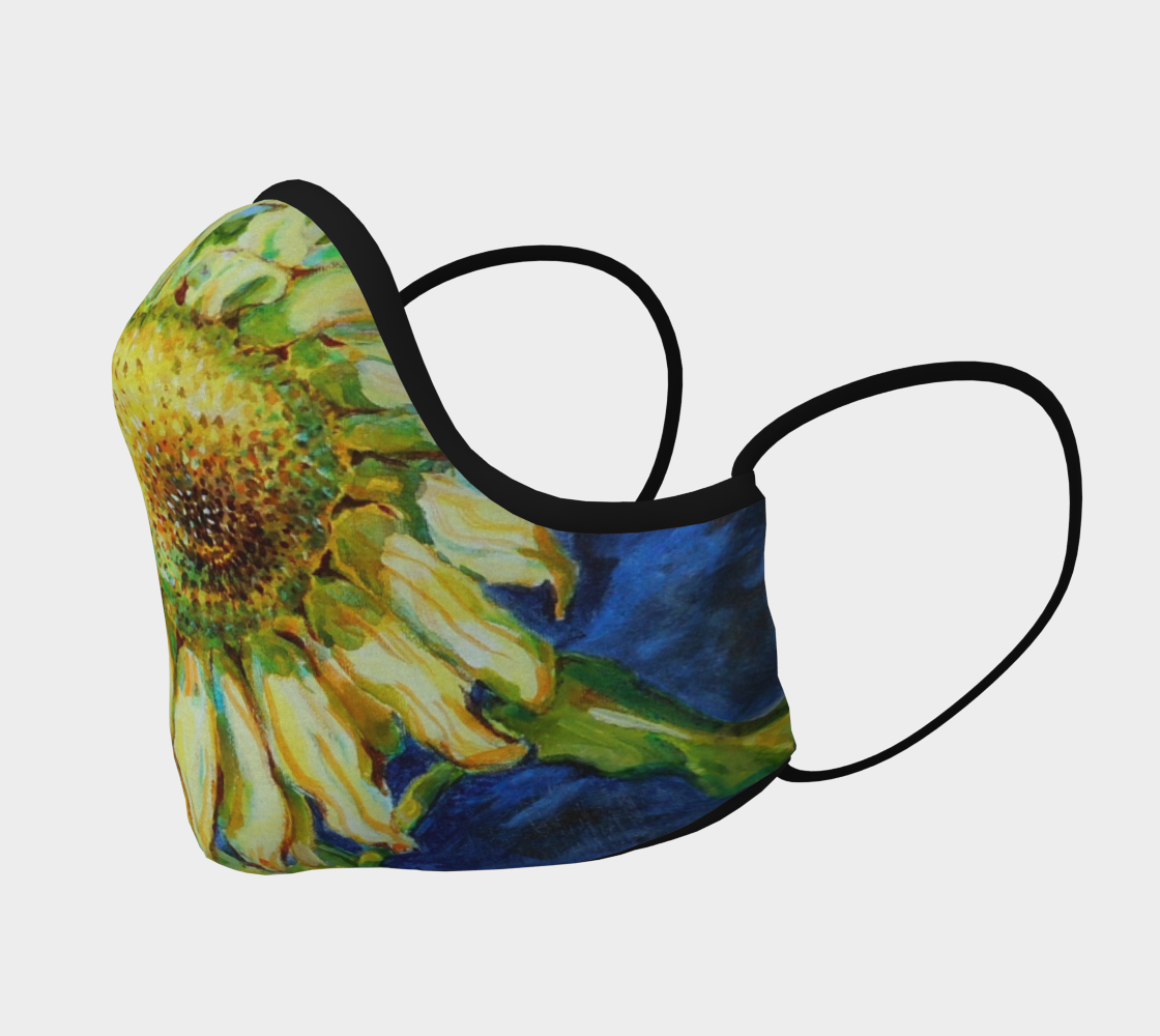 Sunflowers by Judy Trafford preview #2