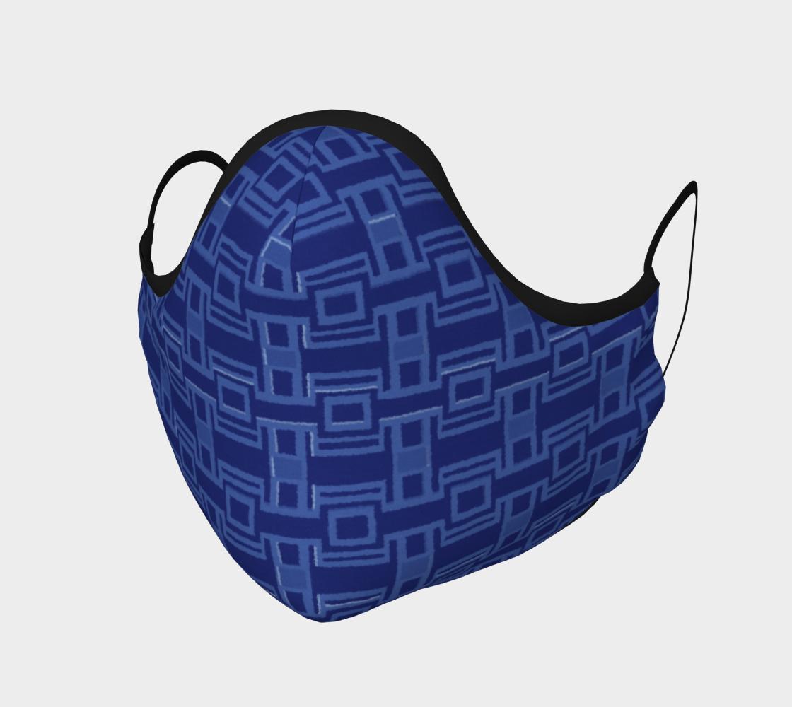 Blue Techie Geometric preview