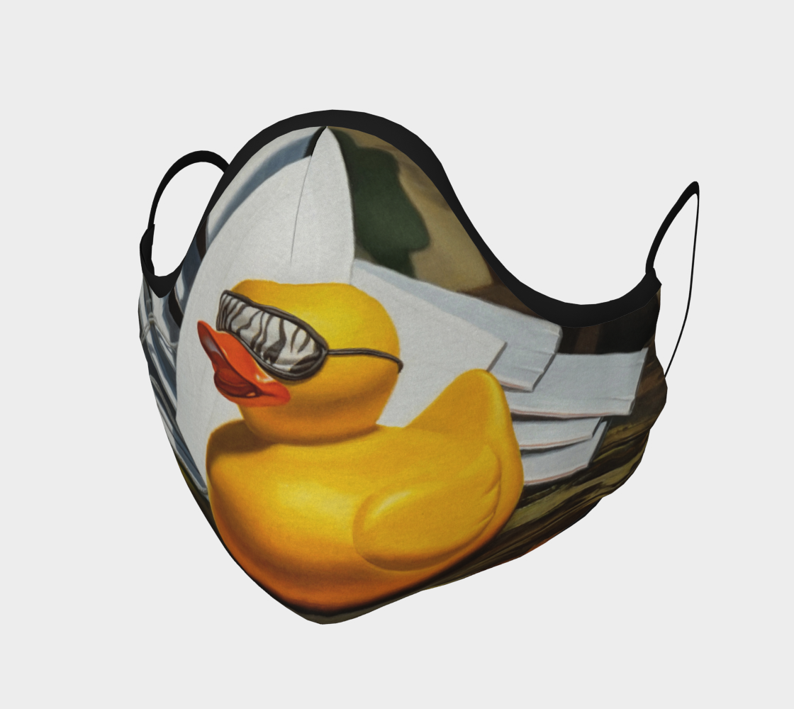 Duck Blind Mask  preview #1