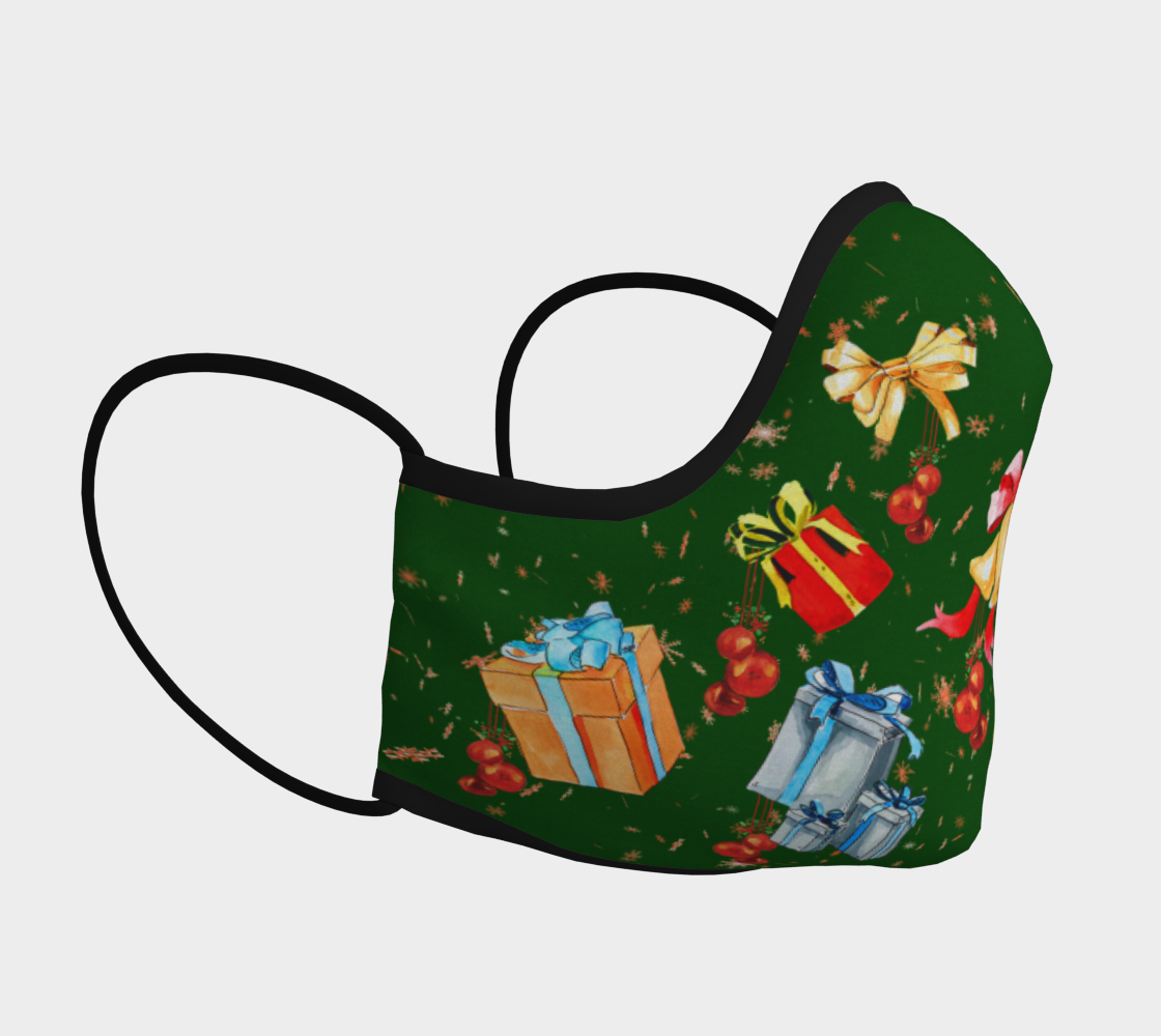 Christmas Gifts Green preview #3