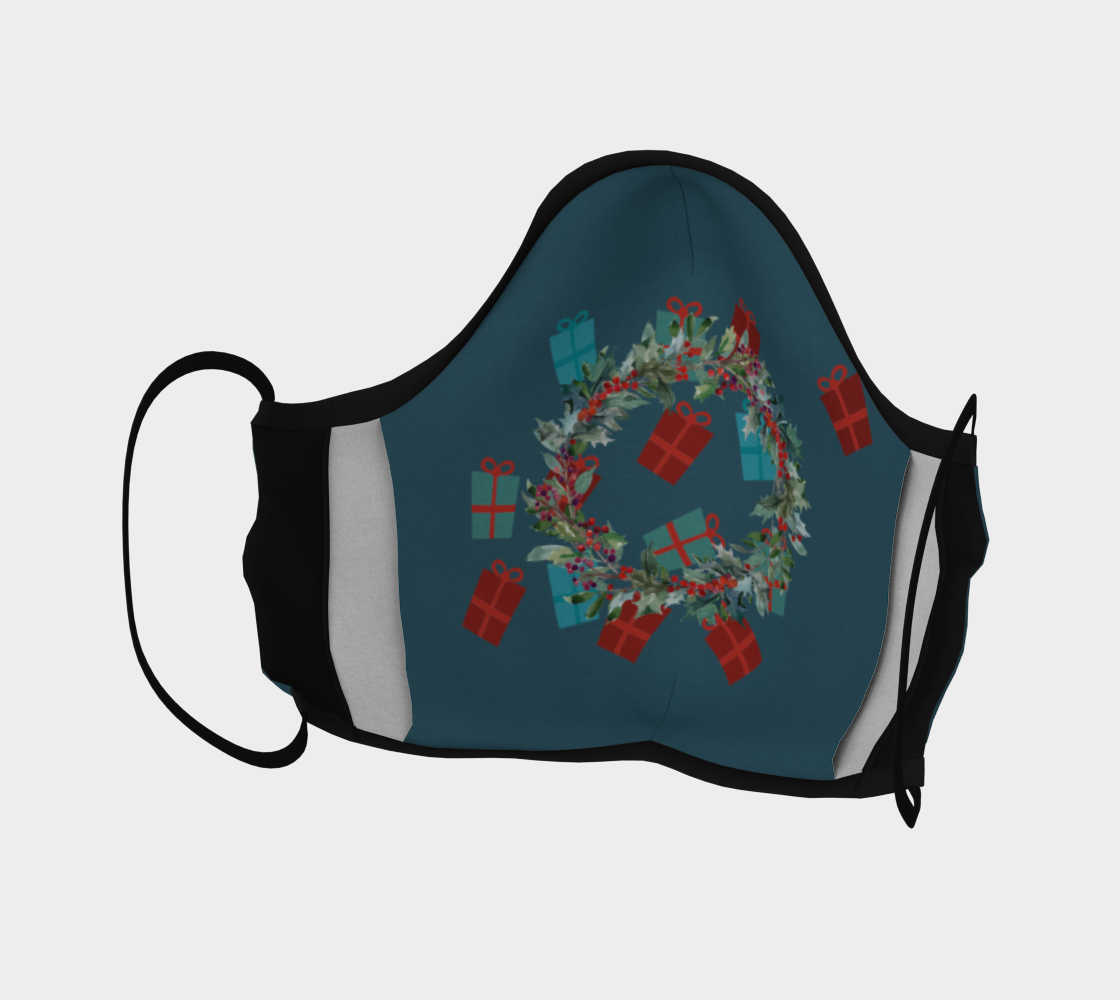 Christmas Wreath and Gifts preview #4