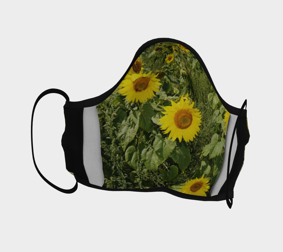 Sunflower Mask preview #4