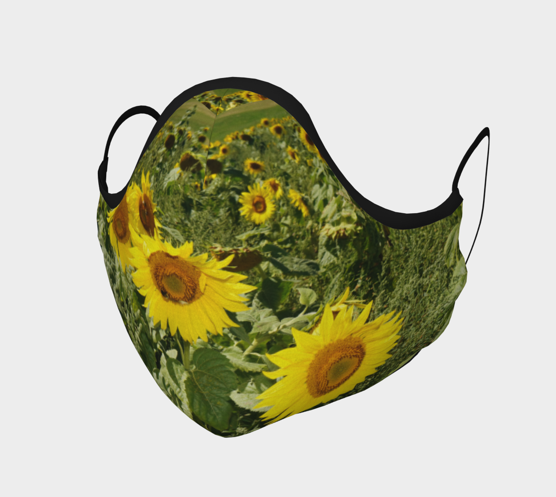 Sunflower Mask preview