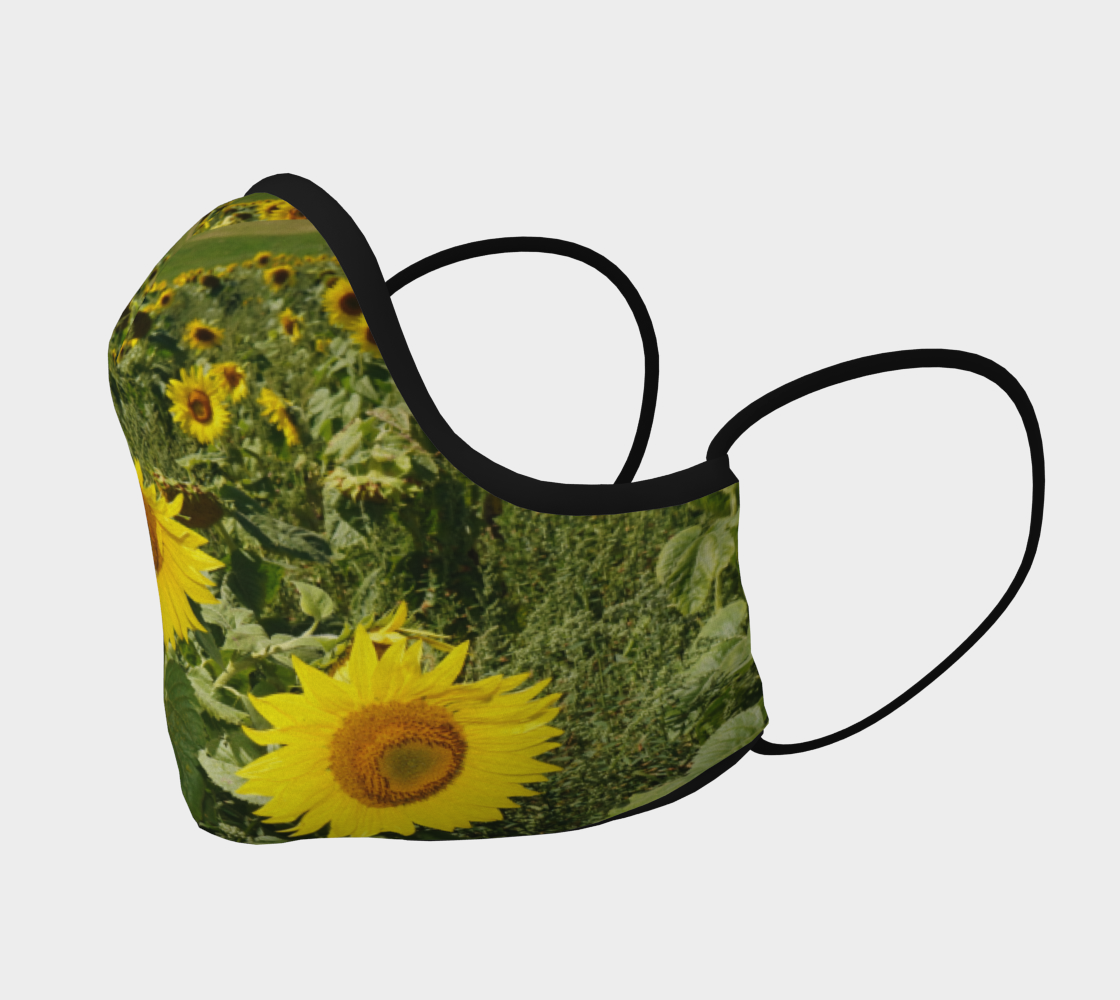 Sunflower Mask preview #2