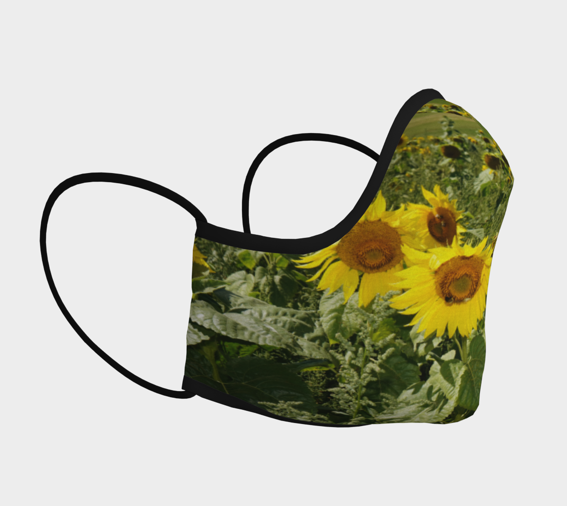 Sunflower Mask preview #3