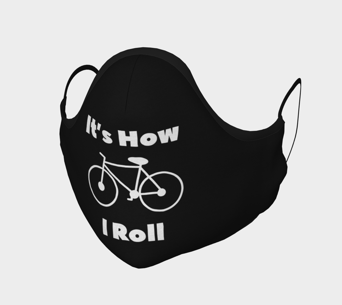 Bike Roll on Black Mask preview