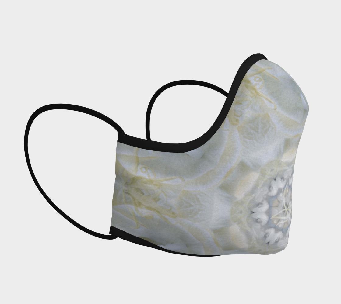 Monoi Gardenia Mandala Face Mask preview #3