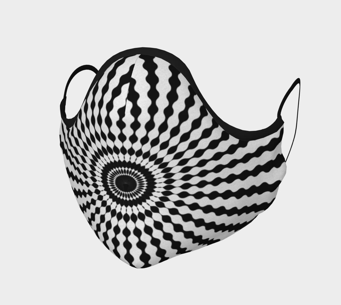 Optical Illusion Retro Art preview