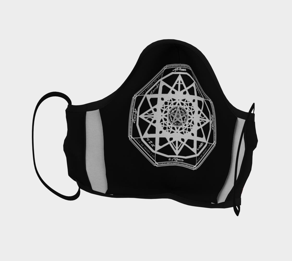 Aperçu de Seraphim Skull Face Mask #4