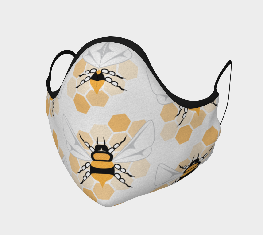 Bee Mask preview