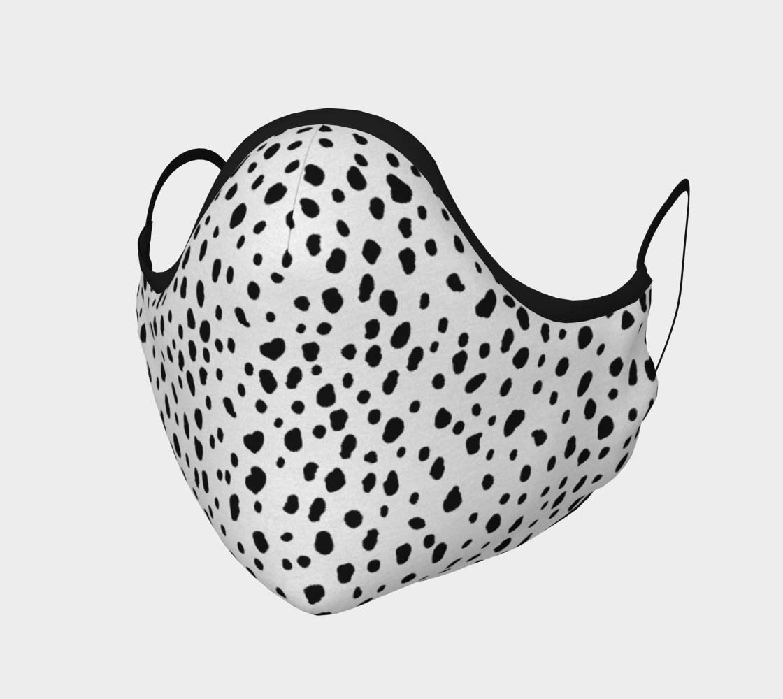 Dalmation Spot - Filtered Mask preview