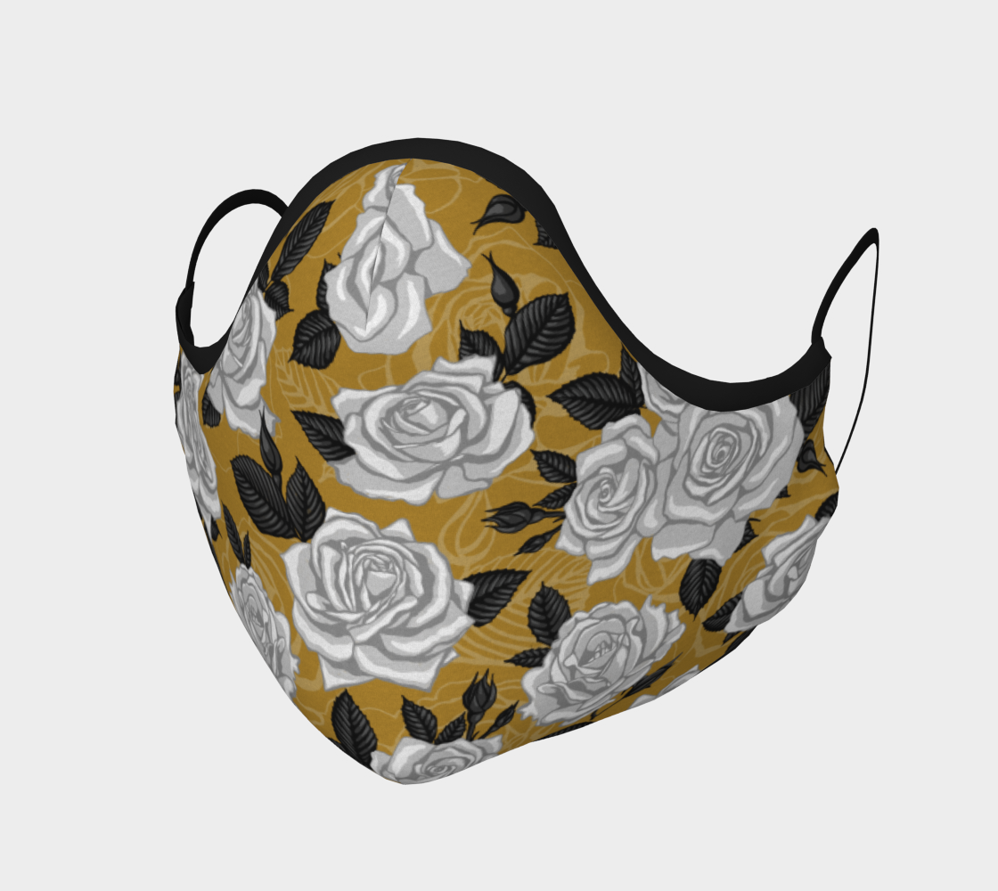 Vintage Roses - Filtered Mask preview