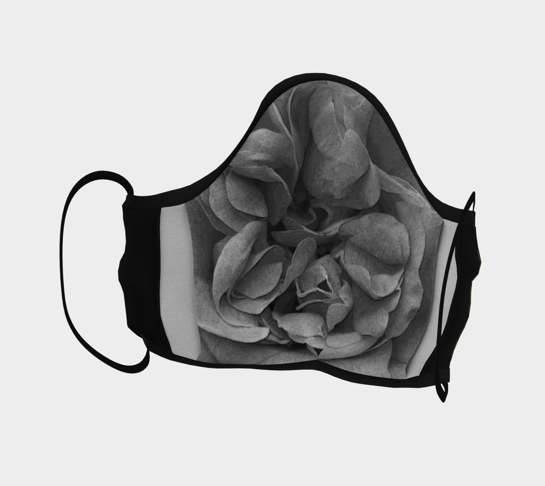 Aperçu de Brown Snake on Black Mask  #4