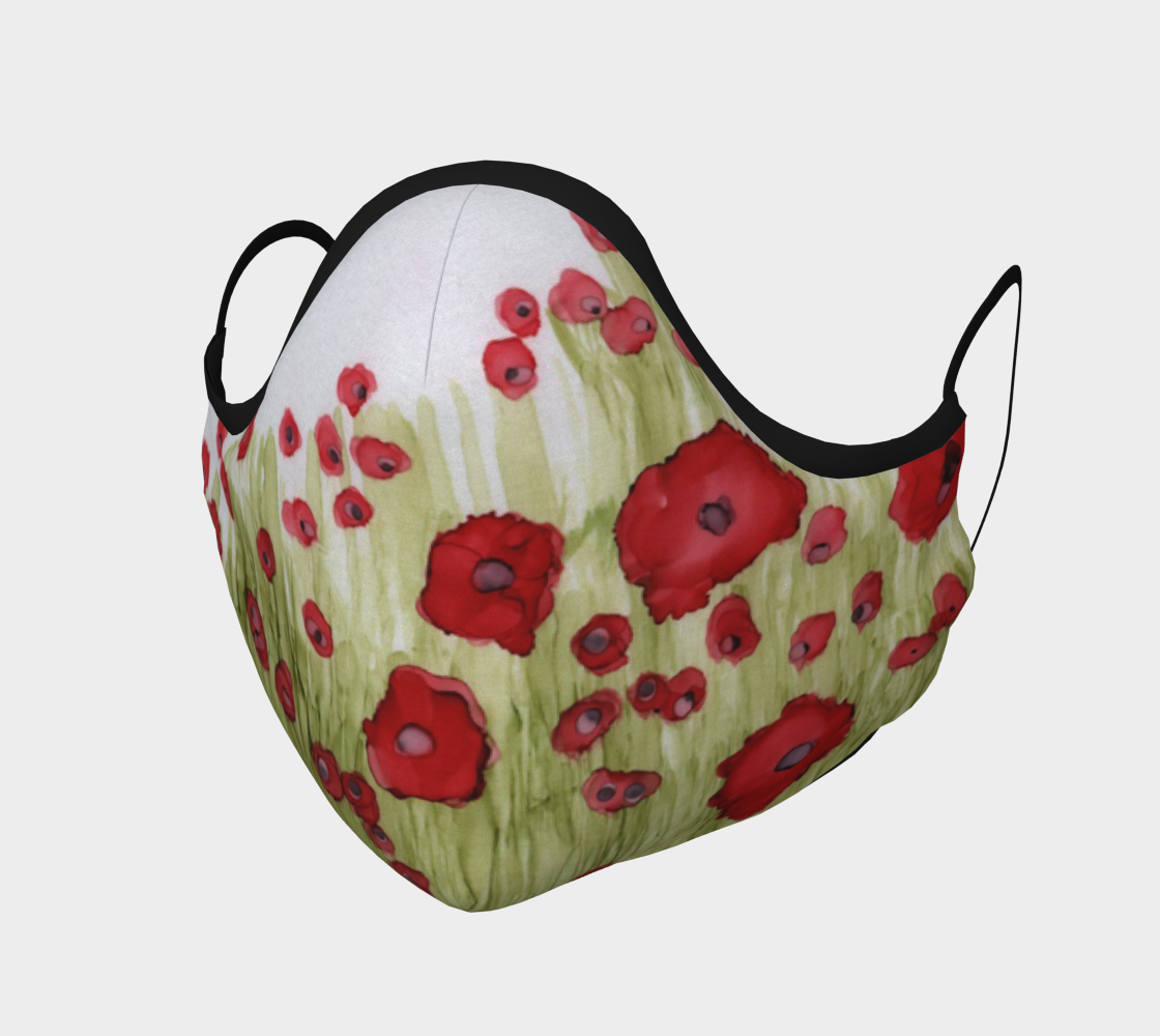 Flanders fields mask preview