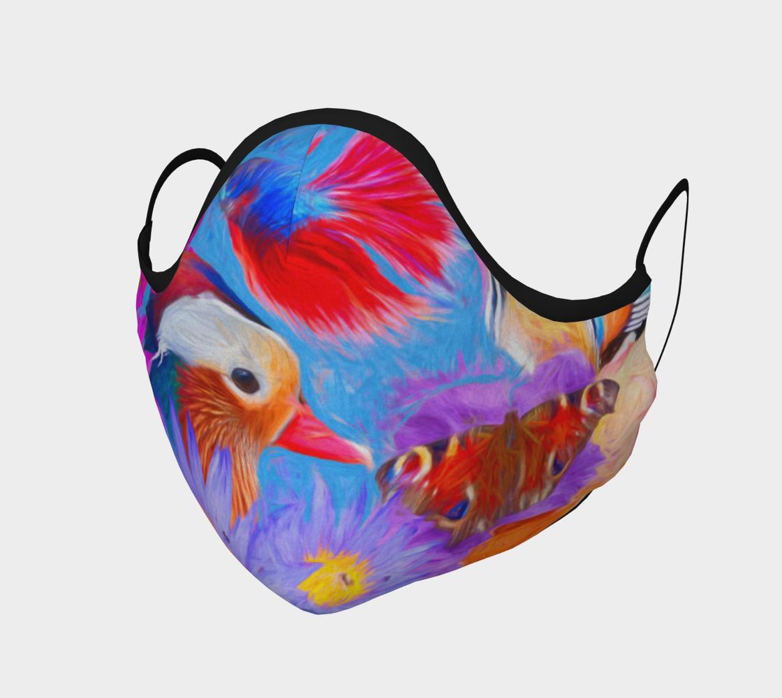 Aperçu de Tropical Beach Mask