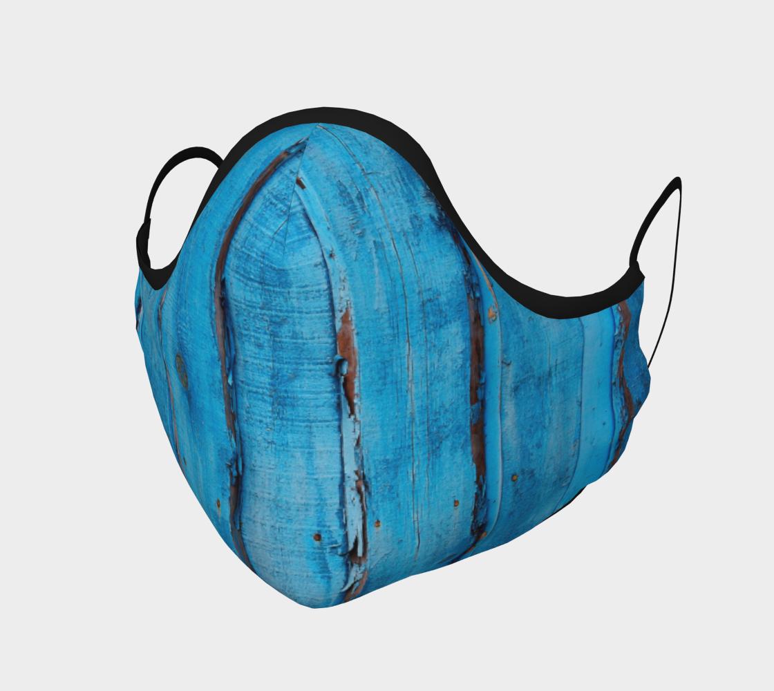 Aperçu de Blue Fence Mask