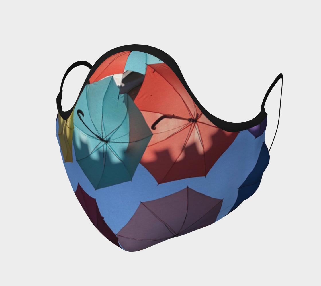 carcassonne umbrellas preview